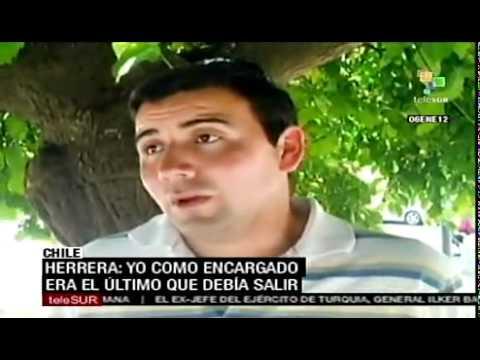Sobreviviente narra cómo escapó del incendio: Chile