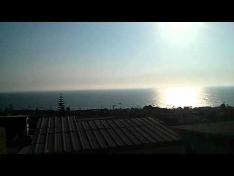 Alarma de Tsunami Iquique 16 de Marzo 2014 - Chile