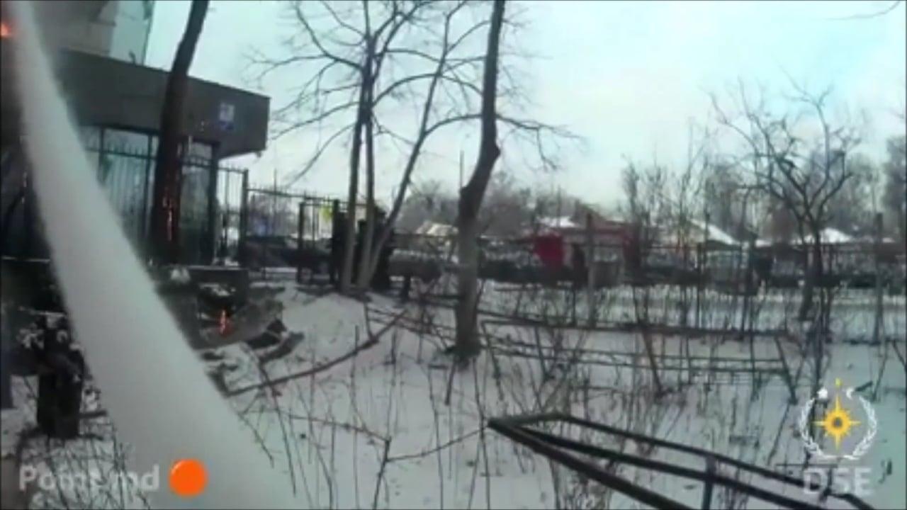 ABORDO: INCENDIO DE DUCTO DE VENTILACIÓN EN EDIFICIO DE CHISINAU - MOLDAVIA / Video Destacado de La Hermandad de Bomberos