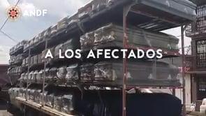 AYUDA DURANTE EL SISMO EN MÉXICO DE FABRICANTES Y FUNERARIOS DE GUANAJUATO