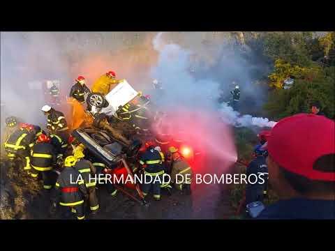 CURSO DE RESCATE VEHICULAR EN VILLA LA ANGOSTURA, NEUQUEN EN ARGENTINA