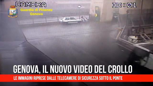 EL NUEVO VÍDEO DEL DERRUMBE DEL PUENTE MORANDI EN GENOVA - ITALIA / Vídeo Destacado de La Hermandad de Bomberos