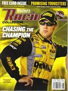 """Matt Kenseth autographed Beckett Racing, June 2004, Vol.-11, No.-6, Pages-14 & 15, Mark Zeske wrote: """"SUPER COLLECTOR"""", """"Working The Pits"""""""