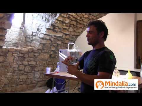 Cómo convertir plástico en combustible por Miguel Ferrero - Parte 1