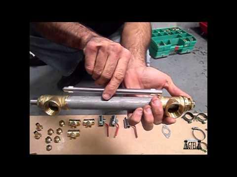 Resumen modificación grupo electrógeno a Motor de Paul Pantone