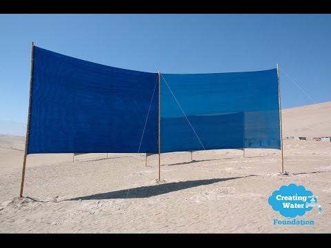 ...Agua en el Desierto de Atacama... Creating Water in the Atacama Desert - Creating Water Foundation - Documentary...