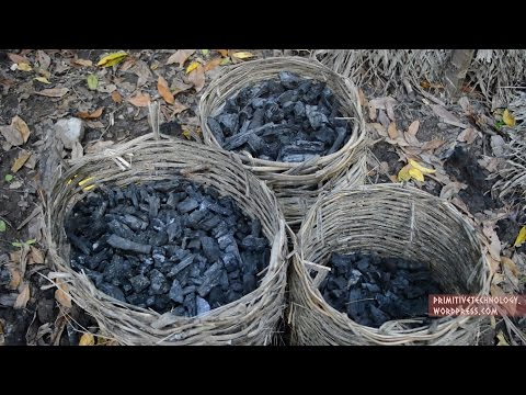 ...Primitive Technology: Charcoal...