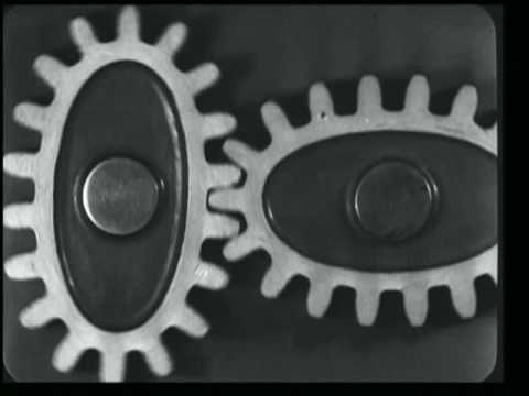 ...Mechanical Principles (1930) by Ralph Steiner [4min selection]...*...