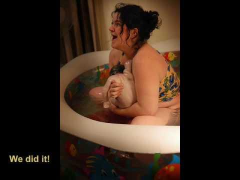 Homebirth of Lillith Suzanne