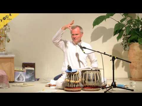 """Yoga Vortrag: """"Sadhana"""" Spirituelle Praxis von Sukadev"""