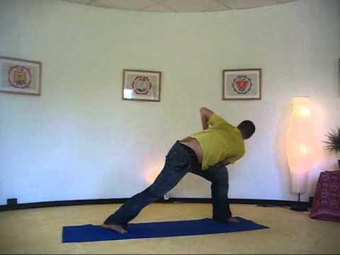 Yoga - Potenz - Sonnengruß