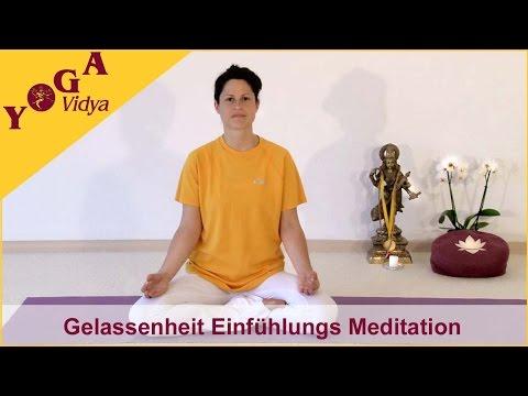 Gelassenheit Einfühlungs Meditation