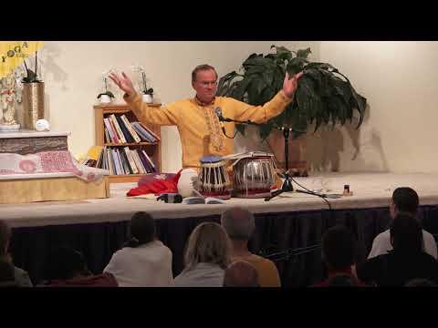 Wer bin ich - Verse aus der Bhagavad Gita - Vortrag (Satsang 10.2017)