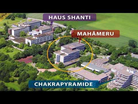 Mithelfer gesucht im Europa größtem Ashram und Yoga Seminarhaus für Maha Meru !!!