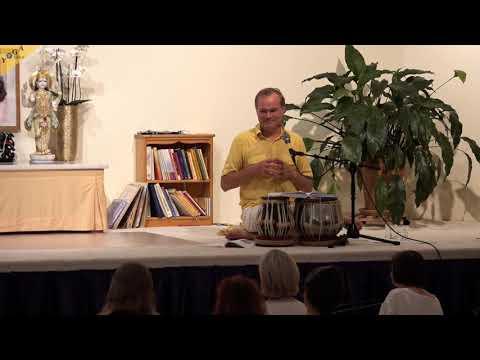 Lebensweisheiten von Krishna - Vortrag von Sukadev