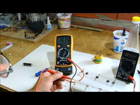 Baterias ArteSanas Cal y Vinagre