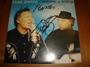Tom Jones and Van Morrison