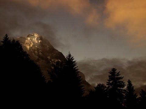 FOTO - POESIE Ruf der Berge
