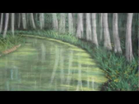 * Waldfluß * Synästhesie-Video als Kunstform auch zur Entspannung von Janet Großheim