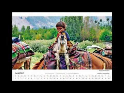Kalender Himalaya 2012