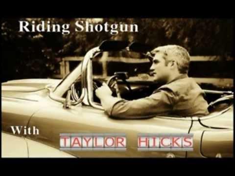 "Riding Shotgun with Taylor Hicks: ""The Big Oak Ranch"""