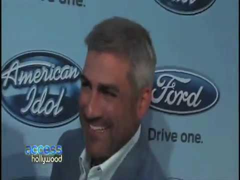 Riding Shotgun with Taylor Hicks: Las Vegas Announcement on American Idol