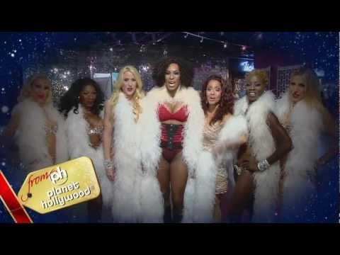 Happy Holidays from Caesars Entertainment's Las Vegas Headliners!