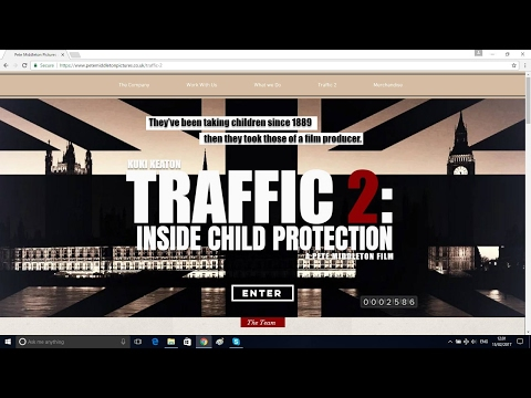 Traffic 2 - Exposé Of The UK Child Protection System Social Services (HD)