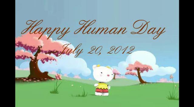 Happy Human Day