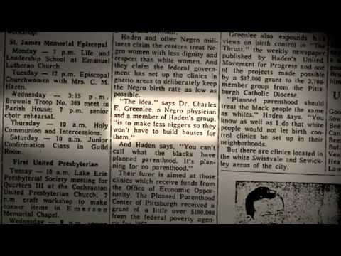 The Black Genocide (Maafa21)
