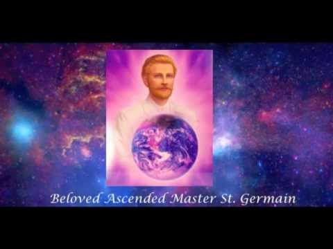 Message from St. Germain and Gaia