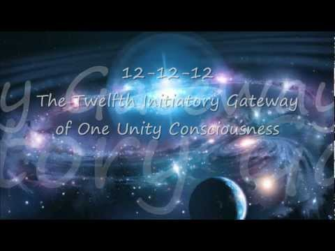 12-12-12 ~ The Twelfth Initiatory Gateway of One Unity Consciousness by Anrita Melchizedek