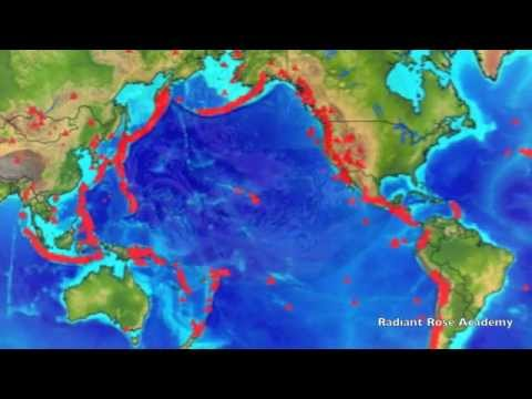 Earth Changes update Sept 2012 fragile state of the tectonic plates & gas belts, how you can help