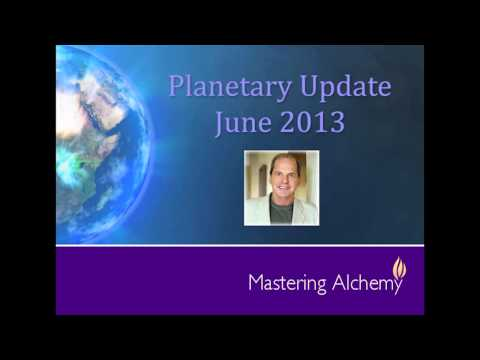 Planetary Update - June 2013