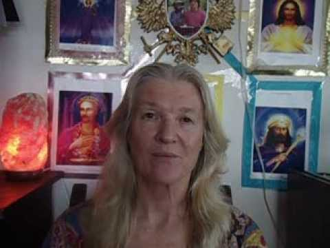 Metatron on the Heart Diamond and the Merkabah #71