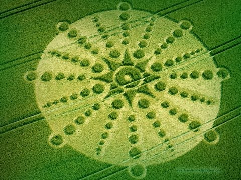 ✦ CROP CIRCLES DECODED ✦- Positive Alien Messages, Truth of universe within crop designs
