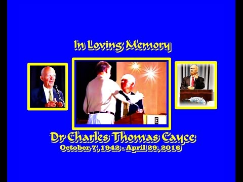 In Loving Memory Dr Charles Thomas Cayce : Memoirs of Grandfather