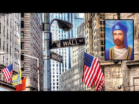 El Morya Charges Wall Street to Return America to a Righteous Economic Culture