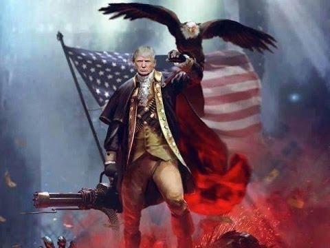 Trump Chosen  by God To Stop America's Destruction - Astounding 2011 Prophecy