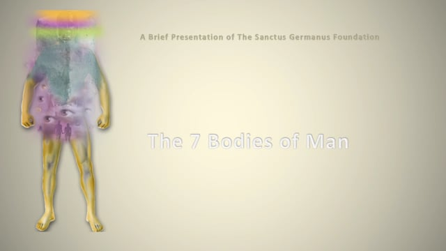 An Introduction to the 7 Bodies of Man