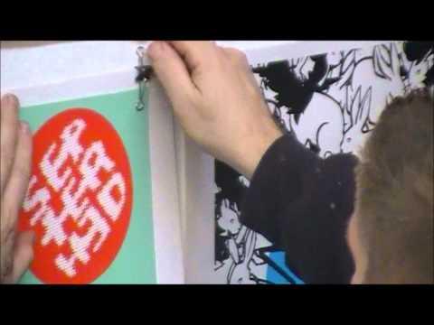 Official Promo - Destroy 7 Heds - RUNNING DOWN