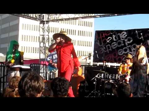 Dante Vs Zombies - In The Summertime - Echo Park Rising Festival 8/25/12