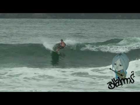 SUP - Stand Up Paddle Surf - Denis - Guarujá  Brazil