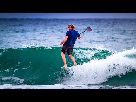 Jackson Close SUP Surfing Funday