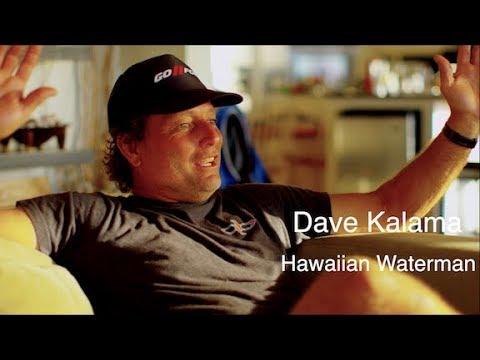 Dave Kalama-SUP foiling