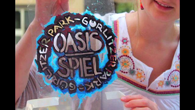 Oasis Game applied: Görlitzerpark
