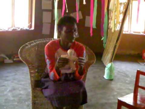 Circle practice used at Kufunda Learning Village