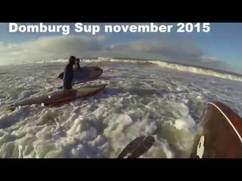 Domburg SUP November 2015