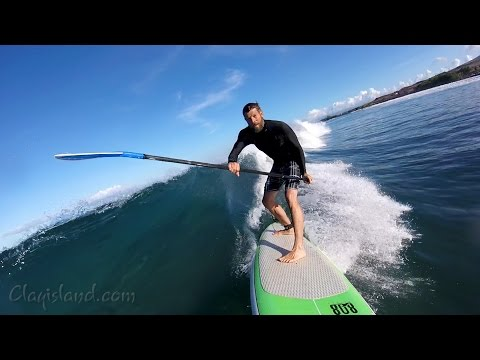Maui Sessions - SUP Surfing