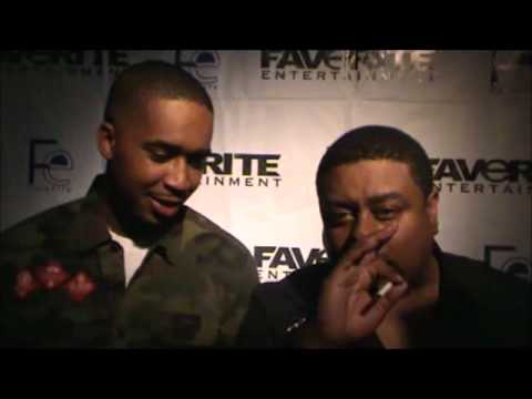 FAVERITE ENTERTAINMENTLABLE RELEASE PARTY AT THE MANSION HOLLYWOOD CA. PART 2